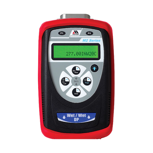 Meriam M200-DI Wet/Wet Smart Manometer