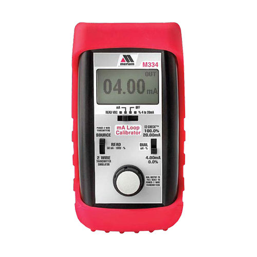 Meriam M334 Loop Calibrator